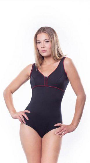 Jednodílné dámské sportovní plavky až do velikosti 5XL