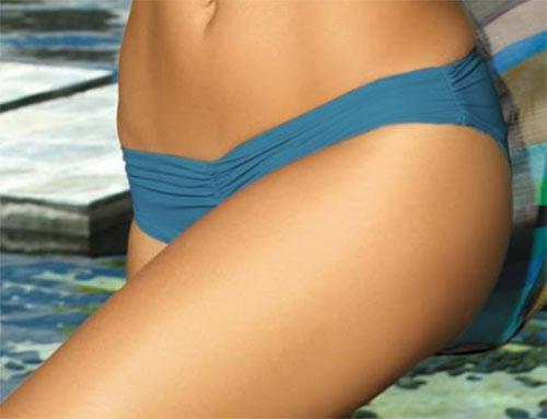 Balconette plavky větších velikostí