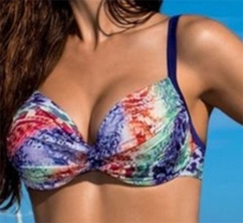 Dvoudílné plavky LORIN Isla pro ženy s větším poprsím