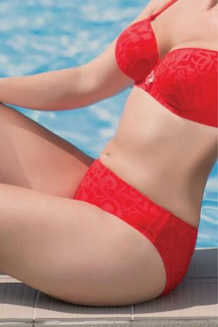 Plavkové tvarující kalhotky klasického střihu TRIOLA 91063