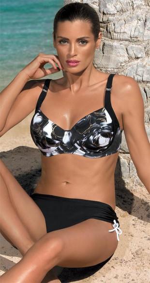 Elegantní plavky Marko Daphne pro plnější postavy