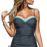 Dámské luxusní plavky typu plavkové šaty