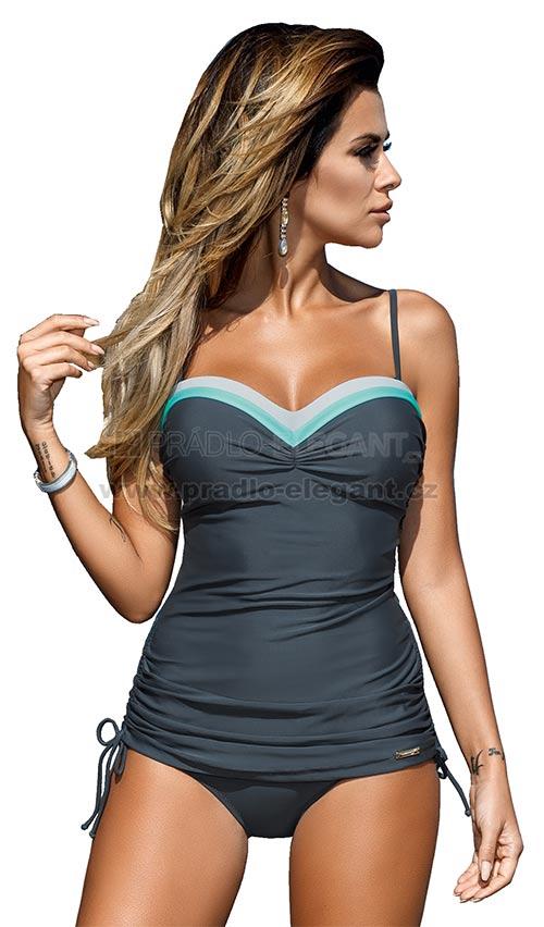 583121dfaac Dámské luxusní plavky typu plavkové šaty