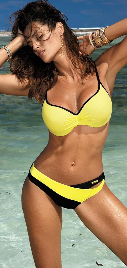 XXL dámské plavky Marko Jennifer