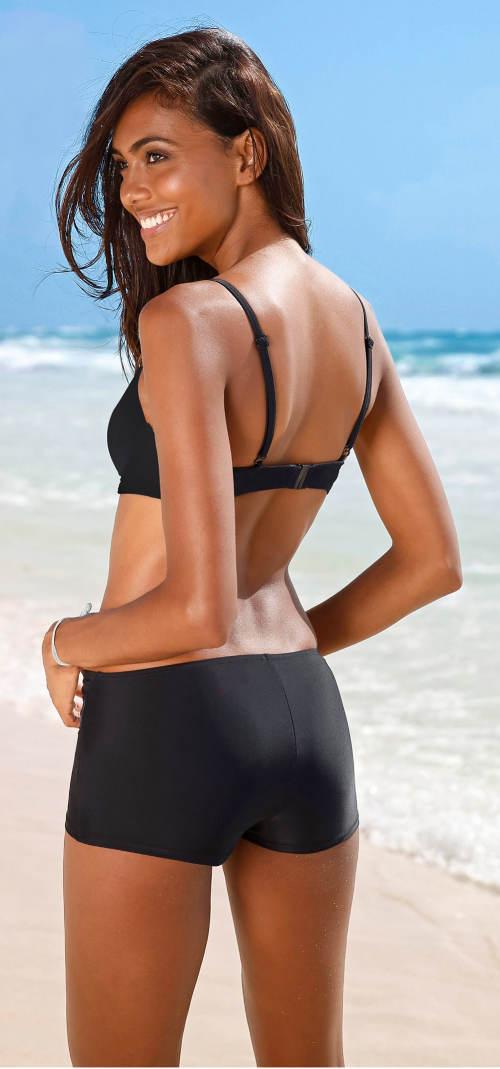 Nohavičkové dámské plavky