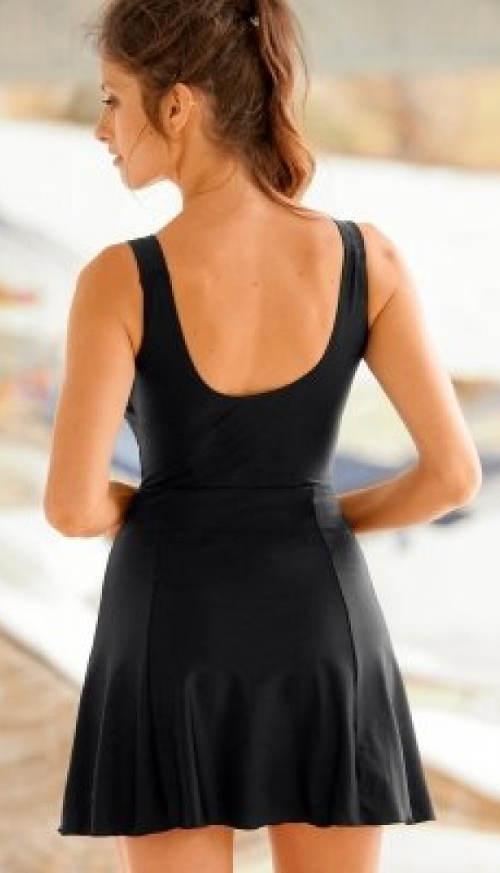 Těhotenské plavkové šaty