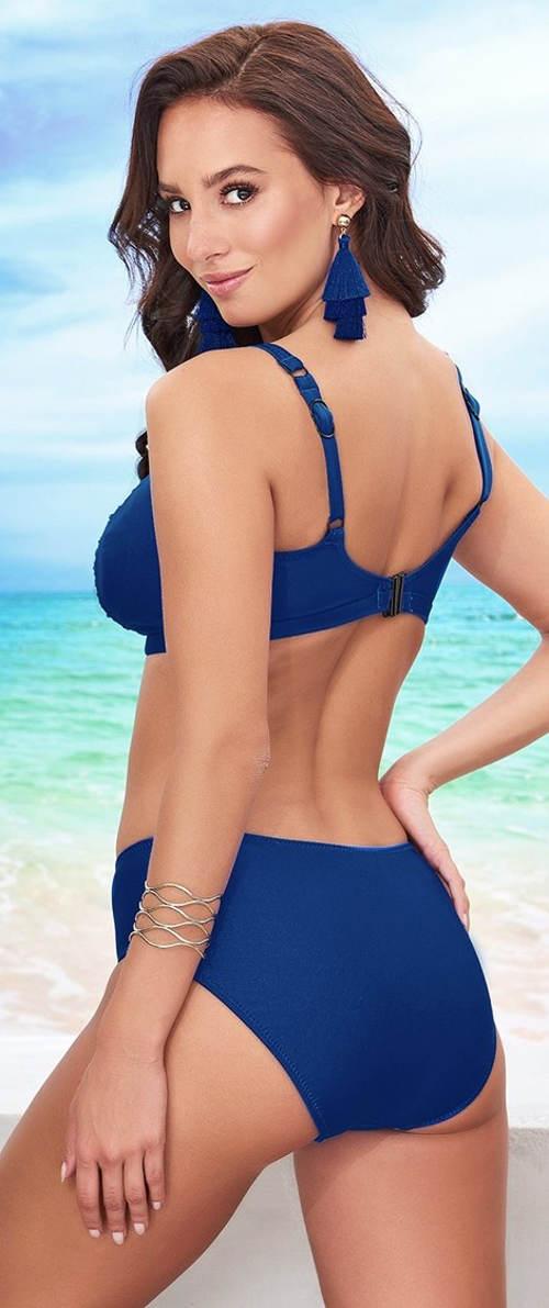Plavky vhodné pro velká prsa Volin Clyte Blue