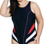 Sportovní plavky pro baculky