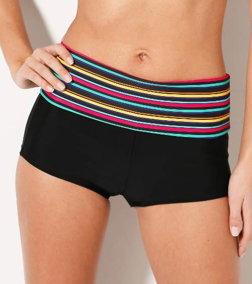 Plavkové tvarující boxerky s nastavitelným pasem