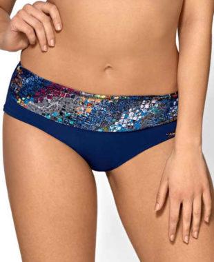 Atraktivní XXL plavkové kalhotky klasického střihu