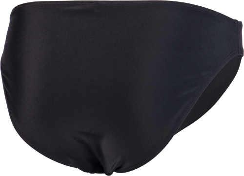 moderní plavkové kalhotky v černé barvě